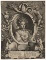 Galatea, by Crispijn de Passe the Younger - NPG D16911