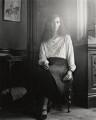 (Helen) Fiona Pitt-Kethley, by George Newson - NPG x35189