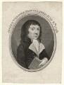 Joseph Samuel Webster, by James Basire, after  Joseph Samuel Webster - NPG D16918
