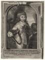 William II of Orange-Nassau, published by Pieter de Jode II, after  Gerrit van Honthorst - NPG D16944