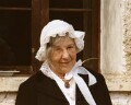 Dame Freya Madeline Stark, by Malcolm Bell Jr - NPG x87285