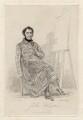 John Martin, by Charles Edward Wagstaff, after  Thomas Charles Wageman - NPG D16950