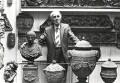Sir John Newenham Summerson, by Barry Beattie - NPG x126802
