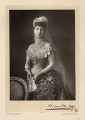 Queen Alexandra, by Walery, published by  Sampson Low & Co - NPG x4125