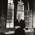 (Frederick) Elwyn Jones, Baron Elwyn-Jones of Llanelli, by Lucinda Douglas-Menzies - NPG x32710
