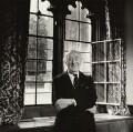(Frederick) Elwyn Jones, Baron Elwyn-Jones of Llanelli, by Lucinda Douglas-Menzies - NPG x32710