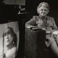 Mary Whitehouse, by Lucinda Douglas-Menzies - NPG x35128