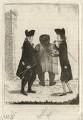 An Exchange of Heads (Hugo Arnot; Roger Hog; William Macpherson), by John Kay - NPG D16864