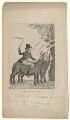 'Faithful service rewarded' (Henry Dundas, 1st Viscount Melville; Alexander Carlyle; Henry Grieve), by John Kay - NPG D16964