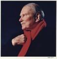 Laurence Kerr Olivier, Baron Olivier, by Alistair Morrison - NPG x30427