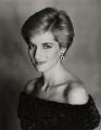 Diana, Princess of Wales, by Terence Daniel Donovan - NPG x29862