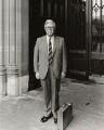 Geoffrey Howe, by Nick Sinclair - NPG x87069