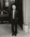 (William) John Biffen, Baron Biffen, by Nick Sinclair - NPG x87068