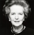 Margaret Thatcher, by Fergus Greer - NPG x126810