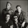 The Sex Pistols (Glen Matlock; Paul Cook; Johnny Rotten (John Lydon); Steve Jones), by Fergus Greer - NPG x126811
