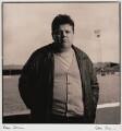Robbie Coltrane, by Steve Shipman - NPG x47273