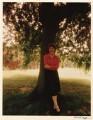 Janet Baker, by Denis Waugh - NPG x32366