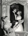 Dame Margaret Rutherford as the Duchess; Paul Scofield as Prince Albert; Mary Ure as Amanda in 'Time Remembered', by Norman Parkinson - NPG x30030