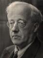 Gustav Holst, by Martha Stern - NPG x18543