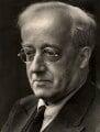 Gustav Holst, by Martha Stern - NPG x18542