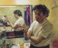 Ken Dodd, by David Cobley - NPG 6702
