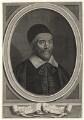 Arthur Jackson, by David Loggan, after  Bownest - NPG D16742