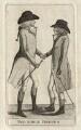 George Hay, 16th Earl of Erroll; George Gordon, Lord Haddo, by John Kay - NPG D16877