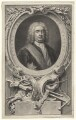 Robert Walpole, 1st Earl of Orford, by Jacobus Houbraken, published by  John & Paul Knapton, after  Arthur Pond - NPG D16747