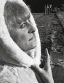 Elisabeth Frink, by Norman Parkinson - NPG x30046