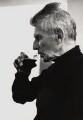 Samuel Beckett, by John Minihan - NPG x28997