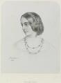Frances Elizabeth Jocelyn (née Cowper), Viscountess Jocelyn, by Richard James Lane, after  James Rannie Swinton - NPG D21719