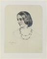 Frances Elizabeth Jocelyn (née Cowper), Viscountess Jocelyn, by Richard James Lane, after  James Rannie Swinton - NPG D21720