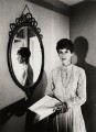 Anita Brookner, by Chris Garnham - NPG x25218