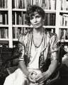 Edna O'Brien, by Mark Gerson - NPG x35721