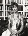 Edna O'Brien, by Mark Gerson - NPG x35721