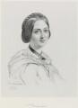 (Mary) Elizabeth (née à Court Repington), Lady Herbert of Lea, by Richard James Lane, after  James Rannie Swinton - NPG D21744