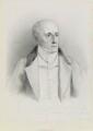 James Bandinel, by Richard James Lane, after  John Callcott Horsley - NPG D21747