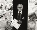 Vivian John Herman Ellis, by Mark Gerson - NPG x25206