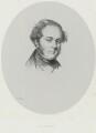 Edmund Parker, 2nd Earl of Morley, by Richard James Lane, after  Field Talfourd - NPG D21767