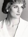 Diana, Princess of Wales, by David Bailey - NPG x32745