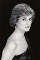 Diana, Princess of Wales, by David Bailey - NPG x32750