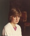 Diana, Princess of Wales, by Carole Cutner - NPG x22210