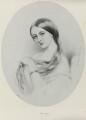 Mrs De Clifford, by Richard James Lane, after  Richard Buckner - NPG D21772