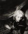 Jessica Rees, by Chris Garnham - NPG x45143