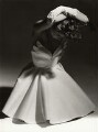 'Fifties style shell-bodice dress' (Unknown woman), by Chris Garnham - NPG x126844
