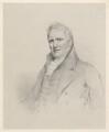 J. Alexander, by Richard James Lane - NPG D21784