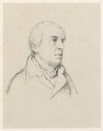 William Gunn, by Richard James Lane, printed by  M & N Hanhart, after  John Flaxman - NPG D21785