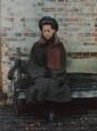 Jenny Agutter as Bobbie Waterbury in 'The Railway Children', by Lord Snowdon - NPG x76155