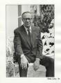 (Norman) Harold Lever, Baron Lever, by Carole Cutner - NPG x22214