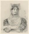 Mrs East ('A Greek lady'), by Richard James Lane, after  Sir George Hayter - NPG D21823